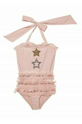 Tutu Du Monde Walk of Fame Leotard size 8-9