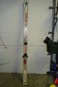 4 - Pairs  of Skis, ONLY 2-PAIRS LEFT West Island Greater Montréal image 4