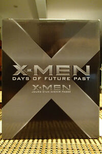 X-Men 7: Days of Future Past 3D Blu-ray+Exclusive Magneto Helmet