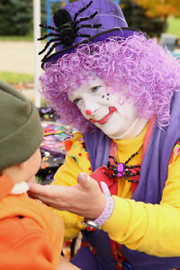 Birthday Clown- face painting, balloons and magic show City of Toronto Toronto (GTA) image 1