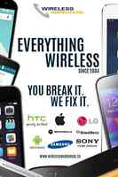 WIRELESS WAREHOUSE-REPAIRS-PHONES-UNLOCKING - 3 LOCATIONS