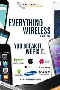 WIRELESS WAREHOUSE-REPAIRS-PHONES-UNLOCKING -