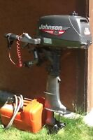 5hp Johnson Outboard