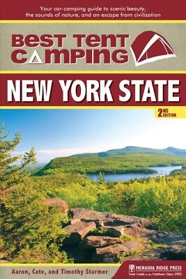 Best Tent Camping : New York State, Your Car-Camping Guide to Scenic Beauty, ...