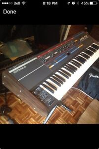 Roland Juno 106 - Fully Serviced and Overhauled - Vintage Synth