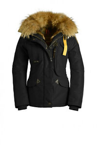 Women's Parajumpers Jacket - Black Denali XS for S or Kodiak XS