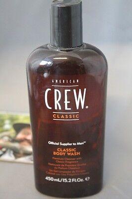 American Crew classic body wash Duschgel 450ml