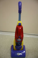 Child's Vacuum Cleaner with Handheld Vacuum