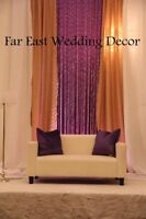 Mississauga Wedding Decor, South Asian Weddings, Backdrops