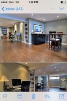 Beautiful basement apartment!
