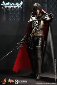New sealed captain harlock hot toys figure with Throne