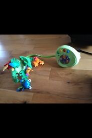 Cot mobile rainforest RRP £39 from argos