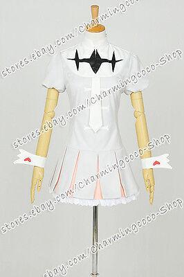 Kill La Kill Cosplay Nonon Jakuzure Costume Uniform Dress Great For Girls New (Great Costumes For Girls)
