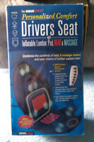 Obus Forme Heat and Massage seat cover