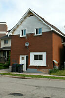 Attention investors! Large Duplex! Two 3 bedroom units!