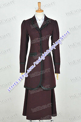 Costumes Buy (Who Buy Doctor 8th Season Cosplay Ninth Master Dark Water Costume Lady Dress)
