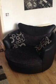 Cuddle chair £150 ono