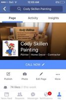 Experienced painter...Chase and surrounding areas!