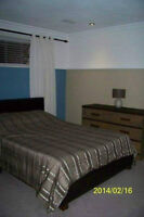 Available May 1st - Furnished bdrm Internet and Utilities incld