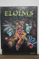 Eloims - Tome 2 - L'initiation BD bande dessinée