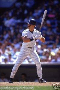 DON MATTINGLY New York Yankees Unsigned 8 x 10 Photo