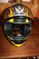 HJC Helmet Size Small Mint condition