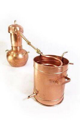 CopperGarden Destille Arabia lifetime Supreme, 35L ❀ 10 Jahre Garantie Brennerei