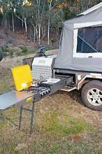 Extremo Hard Floor Off Road Camper Trailer Garbutt Townsville City Preview