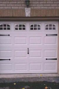 Garage doors 8 x 7 installed from $499. 416 841 3808