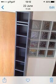 IKEA billy cd shelf