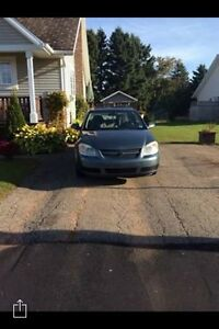 2007 Chevy cobalt 5 seep new mvi