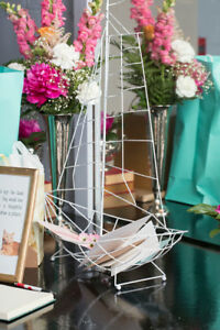 Wedding Decor / Card Basket - Reduced!