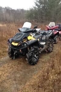 2013 Can Am XMR 1000 Trade For Side X Side Or Truck