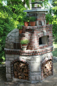 Outdoor Wood Fired Pizza Ovens - Best Selection in Canada