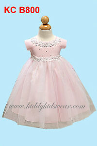 Baby Flower Girl and Birthday Dresses