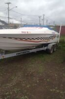 22 1/2 foot 454 scarab for sale