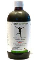 JustENDURANCE+ - Formule 3-dans-1 Energie, Récupération & Focus