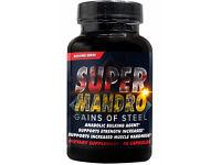 Super Mandro bulking supplement - brand new sealed bottle in Bristol