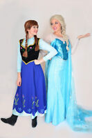 Seeking Actor / Singer for Princess Party Entertainment