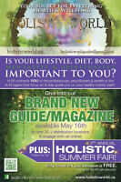 Are you living a healthy, holistic life!?