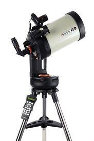 Celestron Nexstar Evolution 6 Telescope WITH SKYSENSE ATTACHMENT