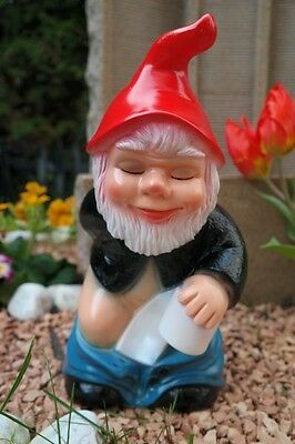 Gartenzwerg Scheisserle aus bruchfestem PVC Zwerg - Made in Germany Figur