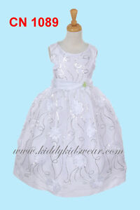 White Holy Communion Dress and Suit