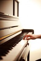 Piano and Music Theory Lessons ($15-20)