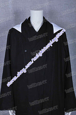 Tron Legacy Cosplay Kevin Flynn Clu Costume Kimono Robe Cape Outfit Halloween - Tron Outfit