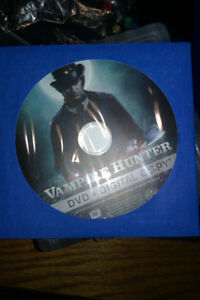 Abraham Lincoln Vampire Hunter DVD