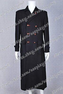 BBC Sherlock Holmes Cosplay Kostüme Sherlock costume Schwarz Wolle (Bbc Sherlock Holmes Kostüm)