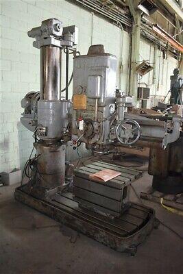 413 Cincinnati-bickford Super-service Radial Drill Model 3e - 28878