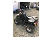 200cc road legal quad bike