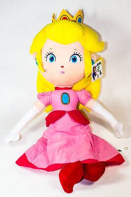 Super Mario Peach Prinzessin Nintendo Prinzessin ca 68 cm Plüschfigur
